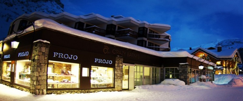 FROJO VAL D'ISERE